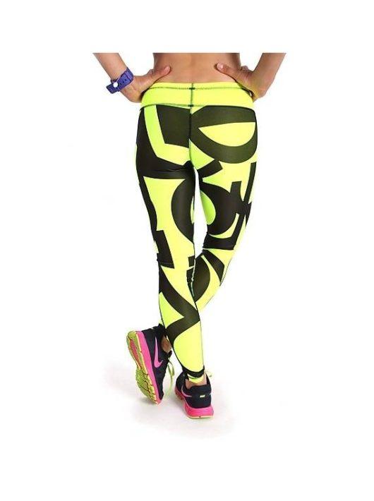 SQUAT FLUO leggings